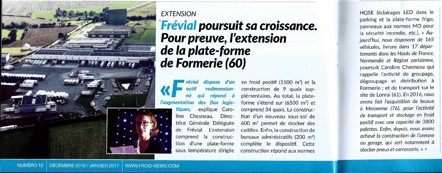 Article - Froid-News