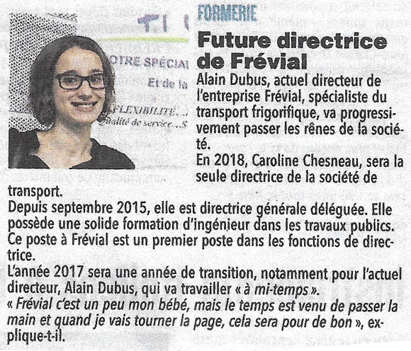 Frevial - Courrier Picard 07oct2016