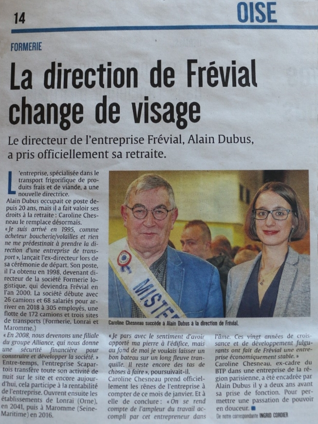 Frevial - Courrier Picard 24janv2018